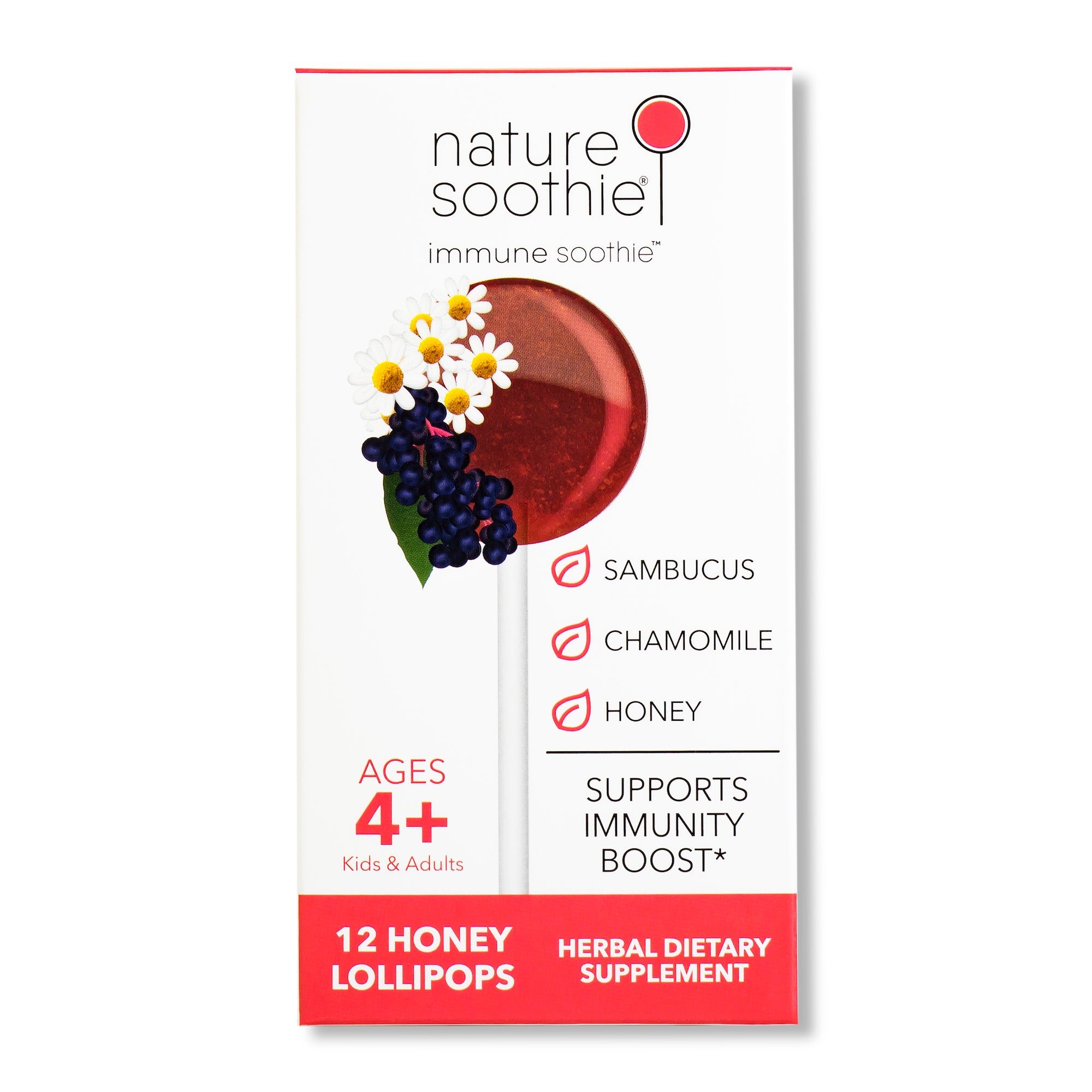 Immune Soothie Lollipop (12-pack)
