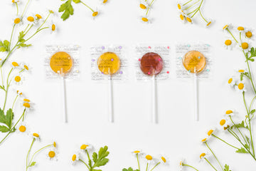 Nature Soothie Lollipops Variety Pack (4x 3-pack)