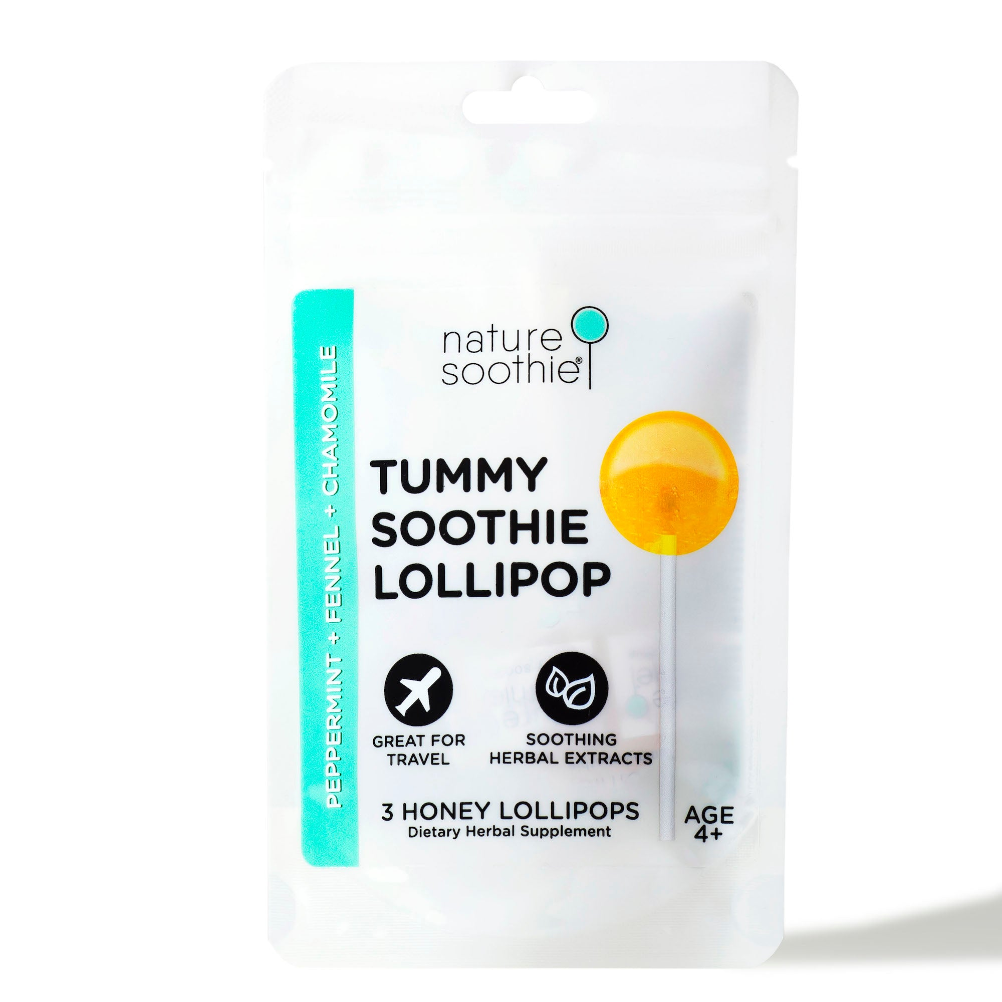 Tummy Soothie Lollipop (3-pack)