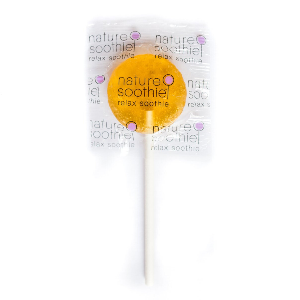Relax Soothie Lollipop (12-pack)