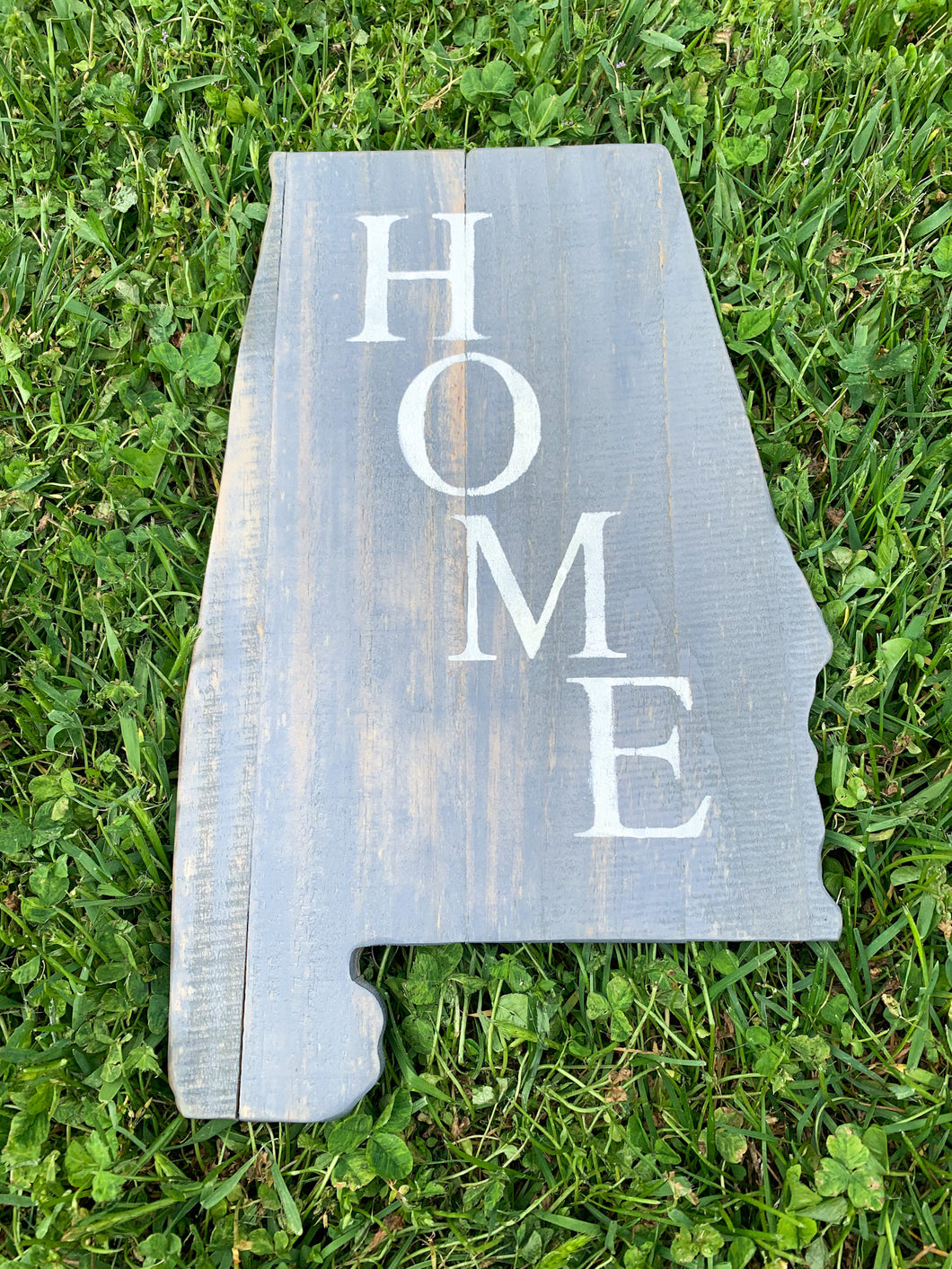 Rustic Vintage Grey Alabama HOME