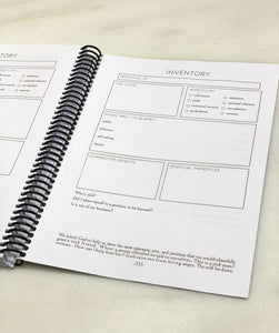 Recovery Planner Small (spiral bound)