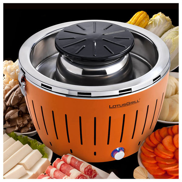 SET FONDUE - LOTUSGRILL