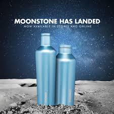 CANTEEN MOONSTONE METALLIC