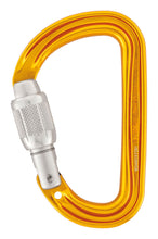 Load image into Gallery viewer, Petzl SM'D SCREW LOCK Carabiner (v17)