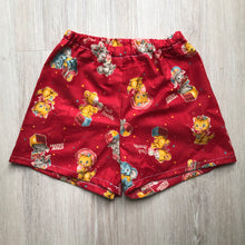 Load image into Gallery viewer, Me and Mini - Matching Teddy and Short Set Merry Bon Bon 12 - 18 months