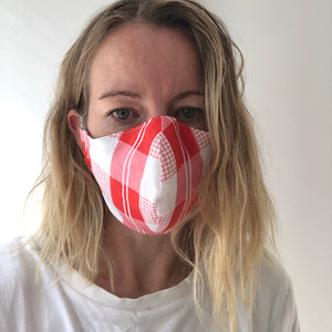 Cloth Fabric Face Mask