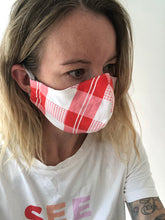 Load image into Gallery viewer, Cloth Fabric Face Mask