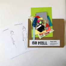 Load image into Gallery viewer, Paper Doll Kit