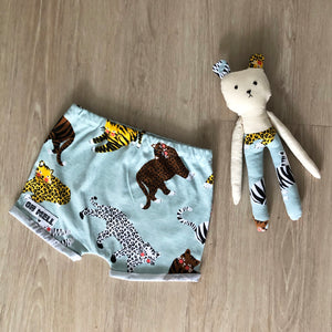 Me and Mini - Matching Teddy and Pant Set Cats Print