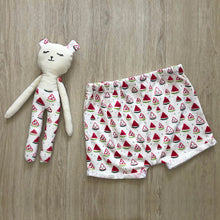 Load image into Gallery viewer, Me and Mini - Matching Teddy and Pant Set Watermelon Print