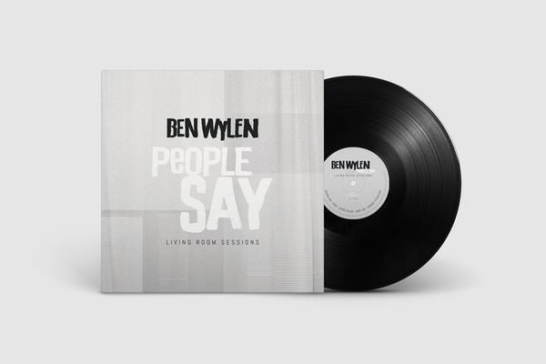 """People Say"" (Living Room Sessions) Vinyl LP"