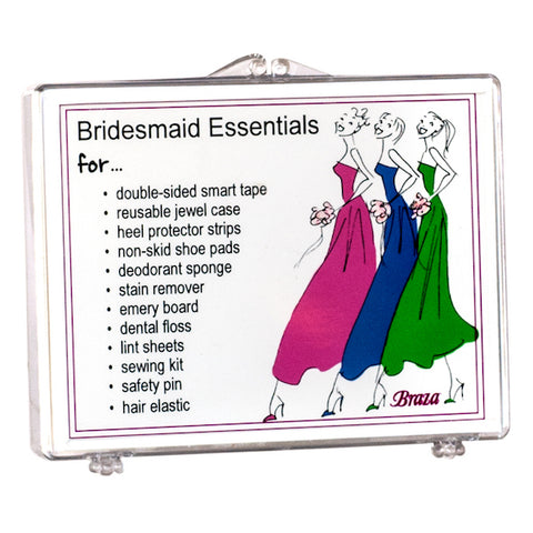 Bridesmaid Essentials Emergency Kit