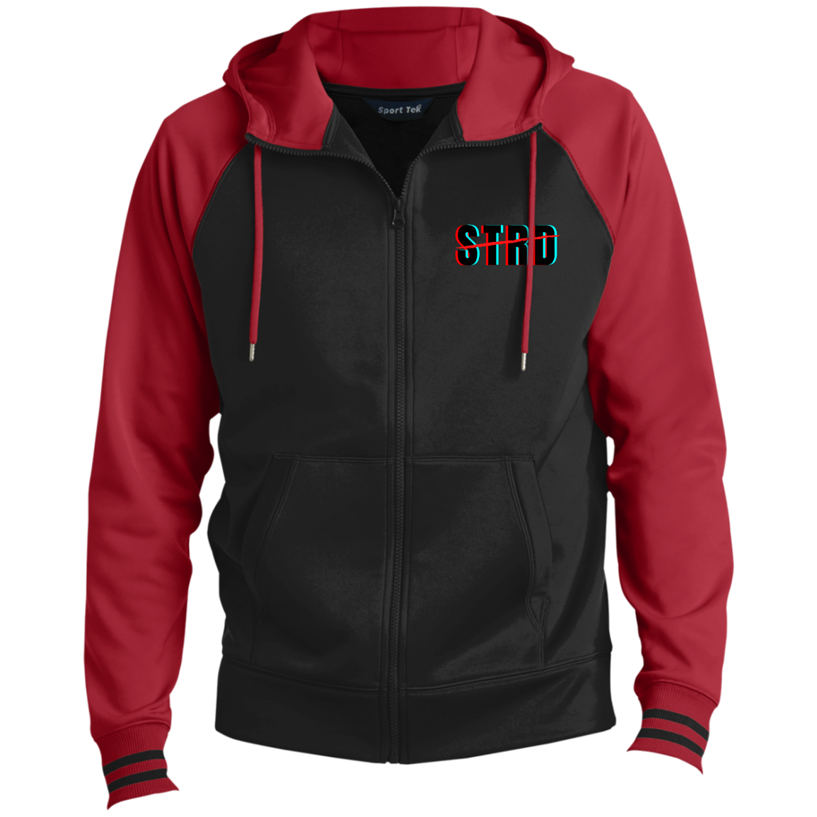 Men's Not STRD Full-Zip Hoodie