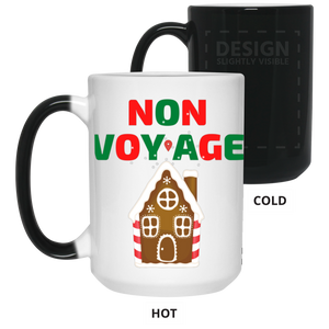 Non Voyage Color Changing Mug