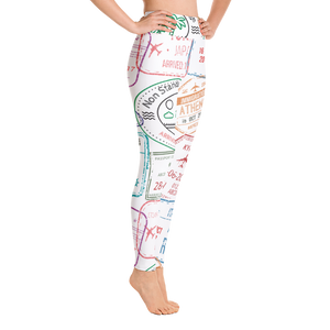 Passport High Waist Leggings