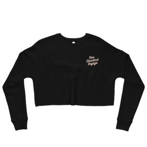 Nepal Crop Sweatshirt