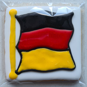 Cookie - Octoberfest Flag