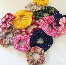 Load image into Gallery viewer, Walandella Designs - Scrunchies - Assorted