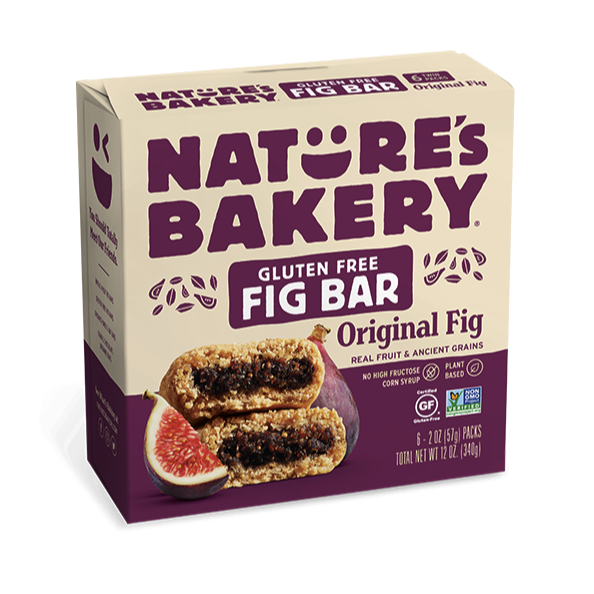 SnacksToGo Singapore delivery of Nature's Bakery GF Fig Bar (2oz)