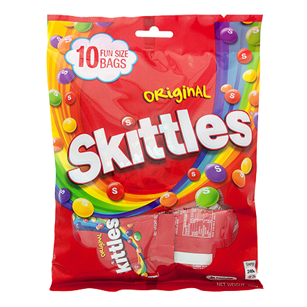 SnacksToGo Singapore delivery of Skittles Funsize (15g)