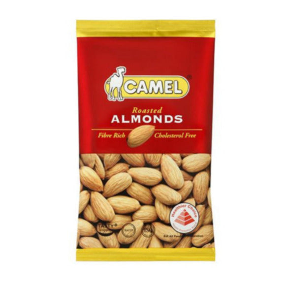 SnacksToGo Singapore delivery of Camel Roasted Almonds (40g)