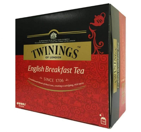 SnacksToGo Singapore delivery of Twinings English Breakfast (2g)