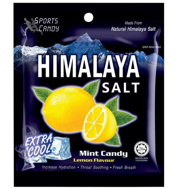 SnacksToGo Singapore delivery of Himalayan Lemon Candy Extra Cool Salt (15g)