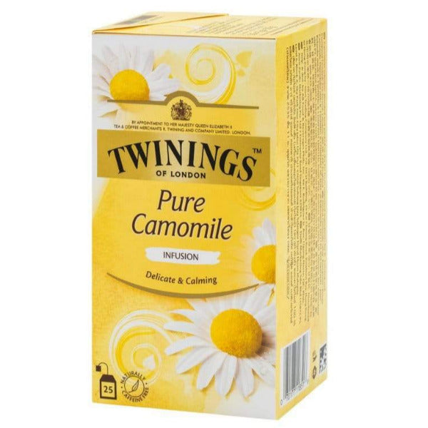 SnacksToGo Singapore delivery of Twinings Camomile (2g)