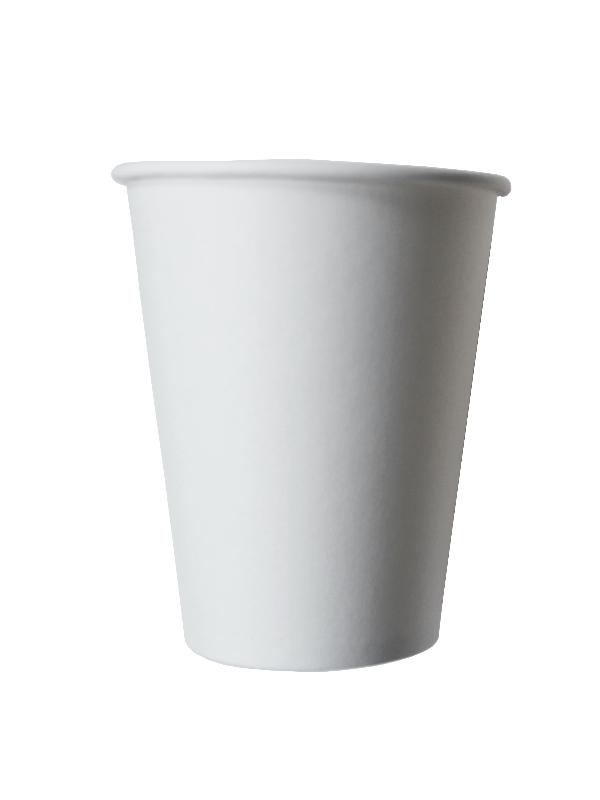 SnacksToGo Singapore delivery of Biodegradable Paper Cups (8oz)