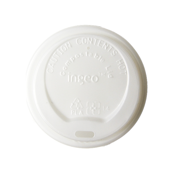 SnacksToGo Singapore delivery of Biodegradable Cup Lids (8oz)