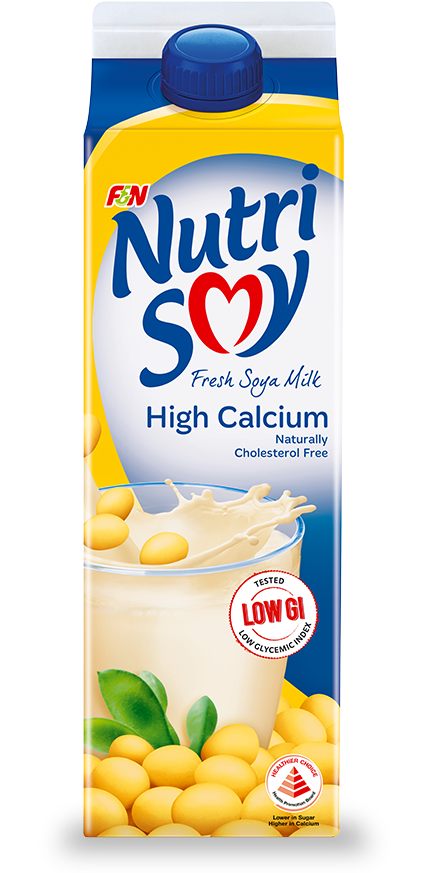 SnacksToGo Singapore delivery of Nutrisoy Soy Milk (1litre)