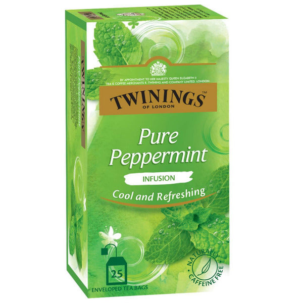 SnacksToGo Singapore delivery of Twinings Peppermint (2g)