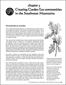 Growing Food in the Southwest Mountains - A guide to high-altitude, semi-arid home permaculture gardens