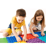 """Professional"" Set of Foot Massage Play Mat For Kids"