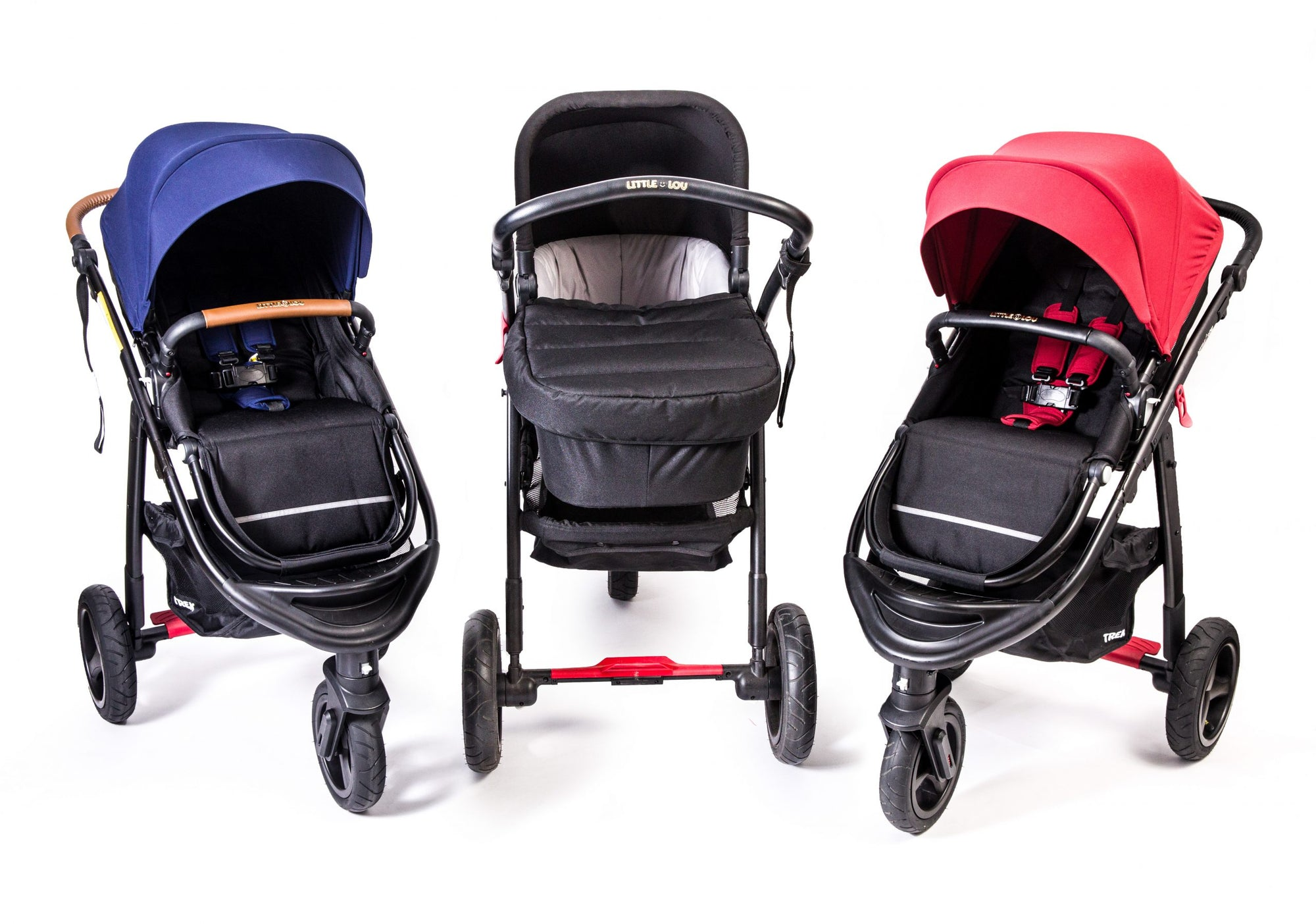 Meet Our Multi-function Prams & All Terrain Outdoor Prams