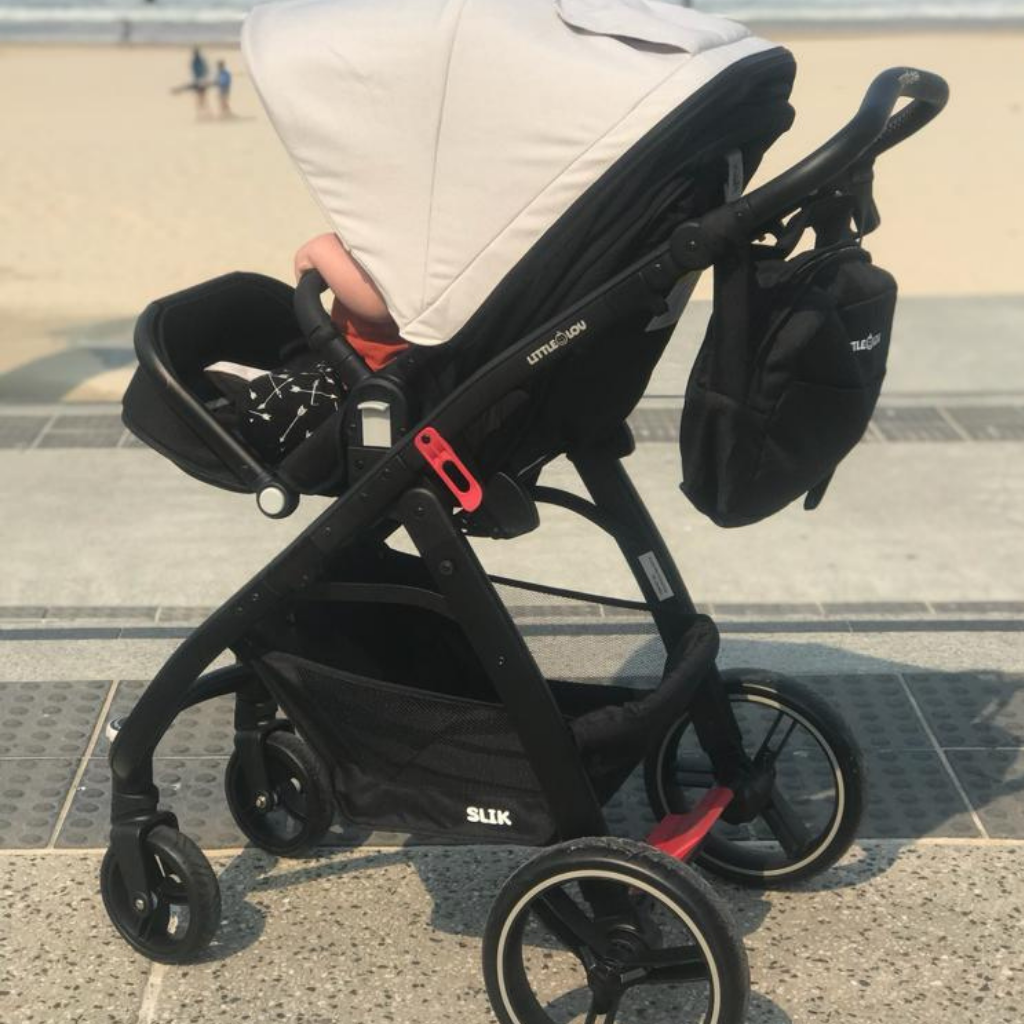 ITTI - ULTRA LIGHTWEIGHT, COMPACT, TRAVEL PRAM