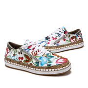 Daily Printed Women's Shoes