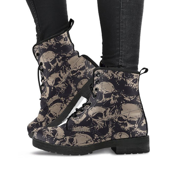 As Picture Casual Pu Winter Boots