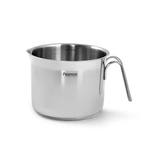 Milk pot 14x11 cm / 1.5 LTR (stainless steel)