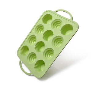 Silicone baking mold for cup cakes