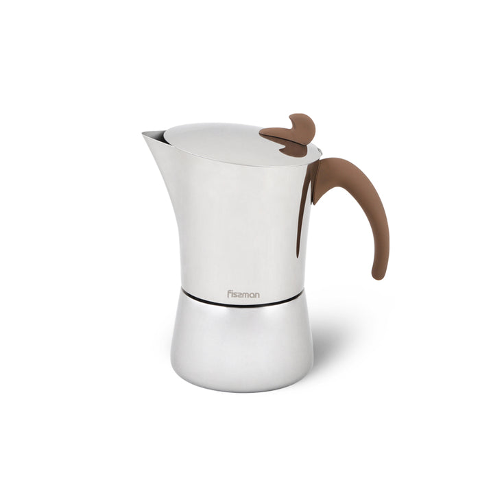 Espresso coffee maker Fissman for 6 cups 360 ml