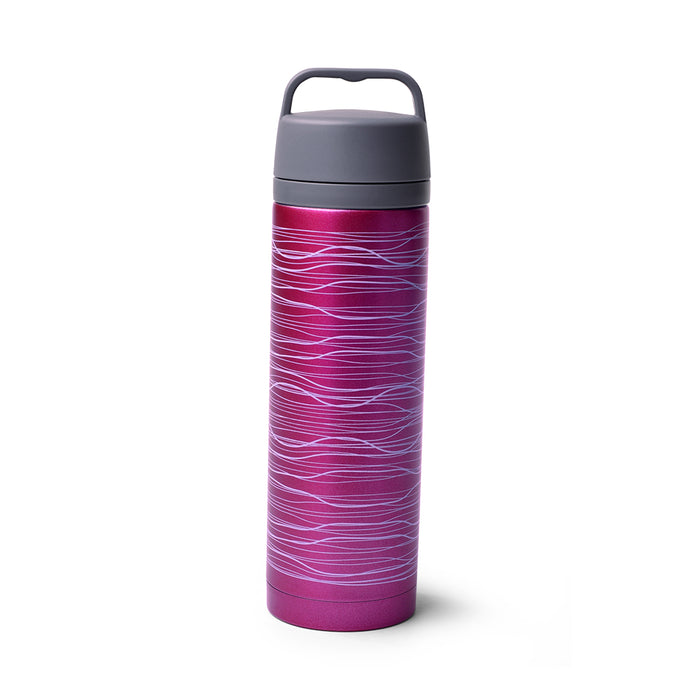 Vacuum bottle 500 ml (stainless steel)