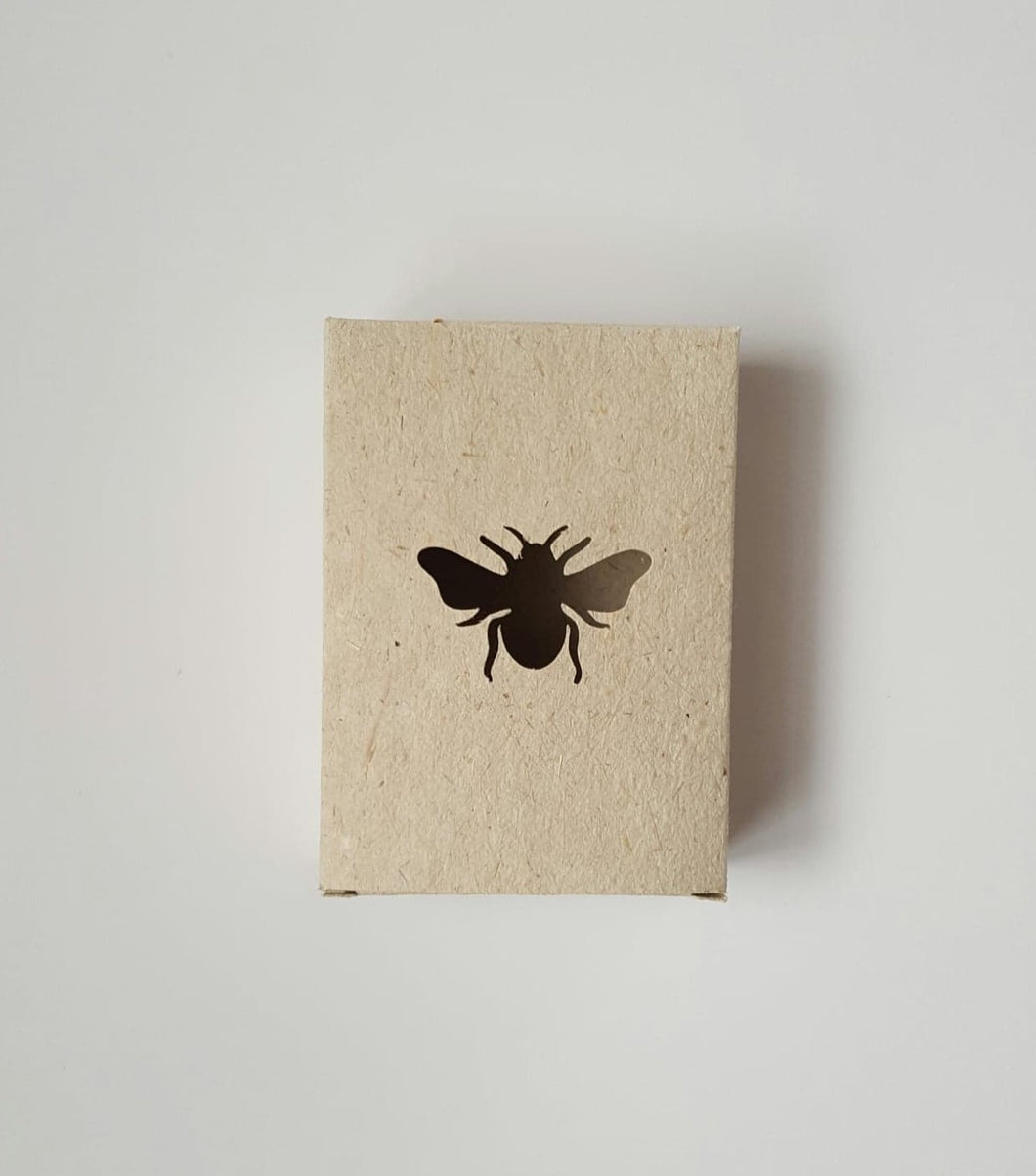 Bee Soap box