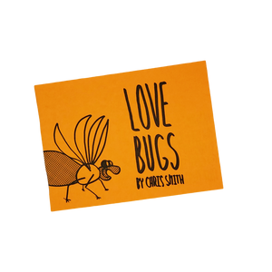 """Love Bugs"" by Chris Smith - Minicomic"