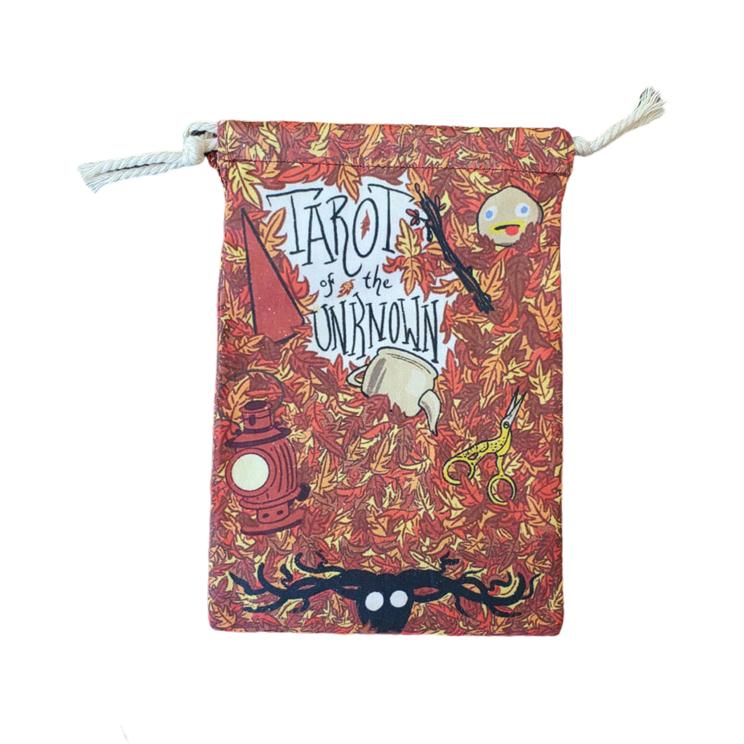 VERY LIMITED! - Tarot of the Unknown Cloth Bag