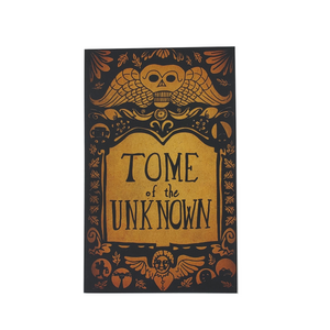 Tome of the Unknown Journal, Lined, 100 Pages