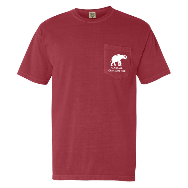 RTR Cross | Men's Alabama Crimson Tide T-Shirt | Chili