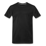 Load image into Gallery viewer, T-shirt unis pour homme - noir