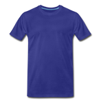 Load image into Gallery viewer, T-shirt unis pour homme - bleu roi